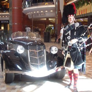 bagpipers for hire weddings