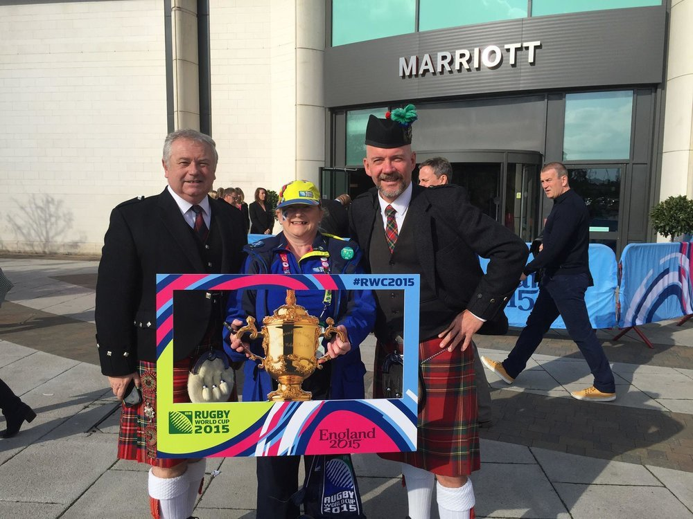 bagpipers for events